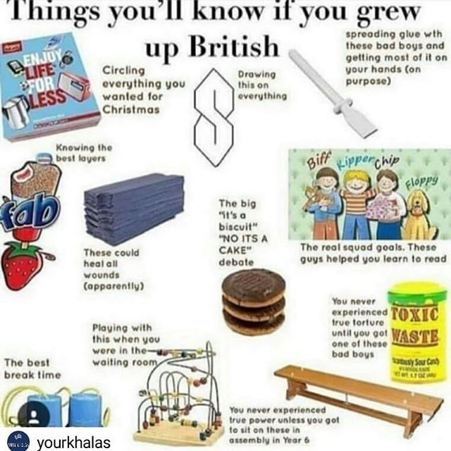 Ohhh The Memories With Images British Memes British Humor