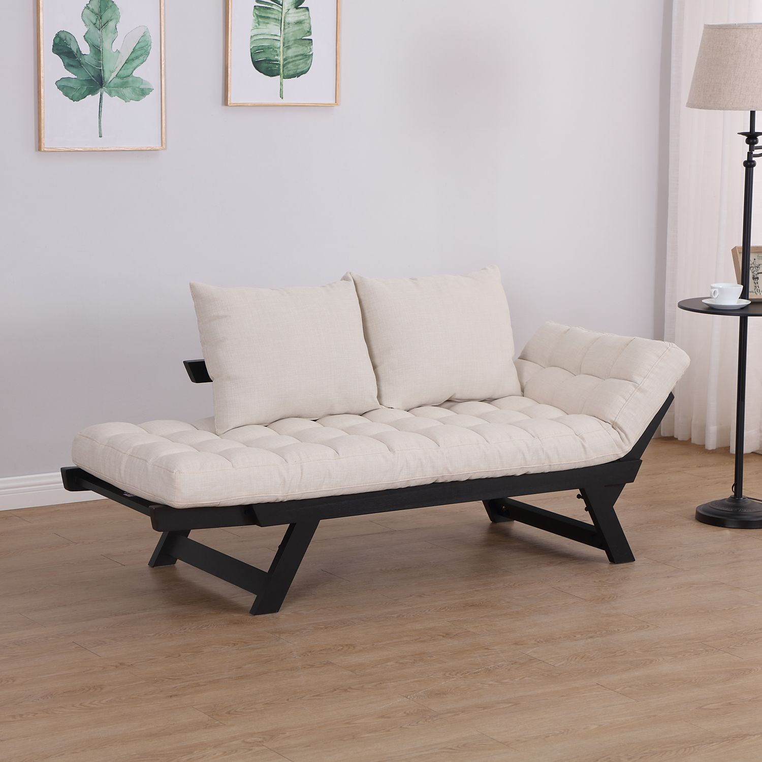 Chaise Lounge Sofa Bed Modern Choose Leather For Longer
