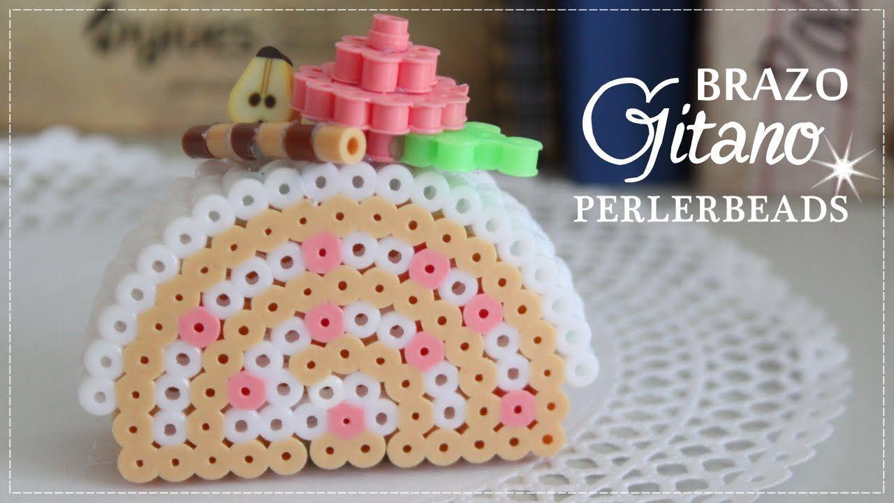 Brazo Gitano 3D PerlerBeads ❤