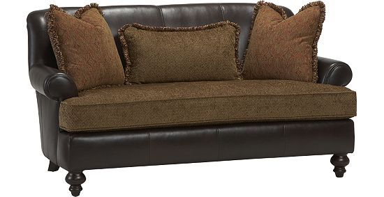 Bernhardt Alisa Settee @ Haverty's -- I want this!! | For ...