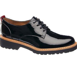 Lakierowane Polbuty Damskie Graceland 1140816 Dress Shoes Men Oxford Shoes Men Dress