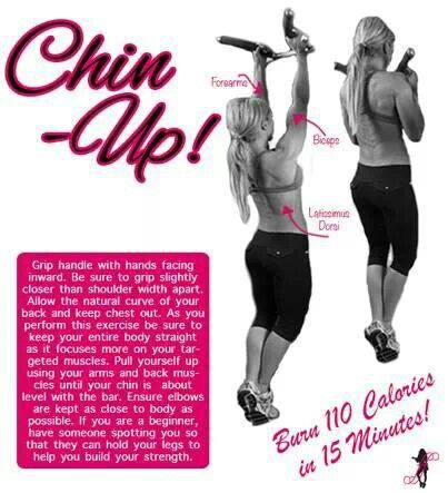 the fitness benefits of doing chinups  good arm