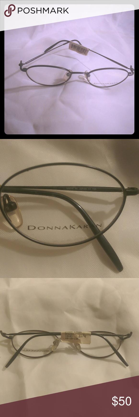 c9e55a27f172 Donna Karan eyewear NWT made in Japan New Never worn Donna Karan glasses.  NWT clear
