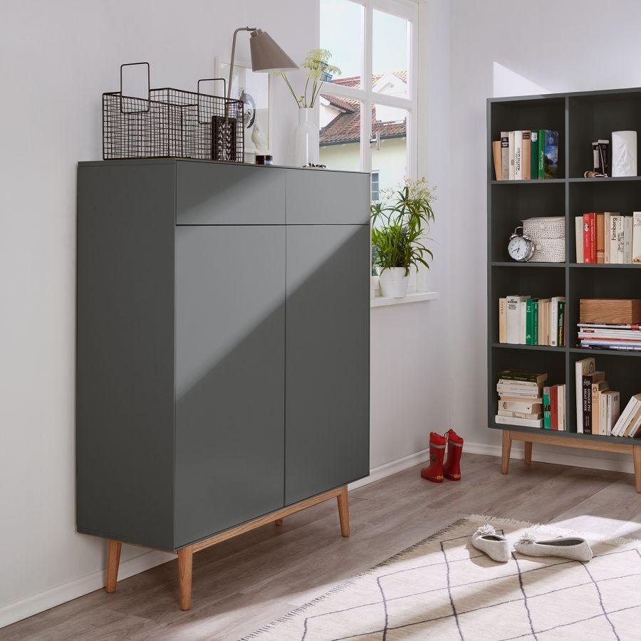 Schoenenkast Lindholm Ii Kopen Home24 Mobilier De Salon Meuble Entree Interieur Maison