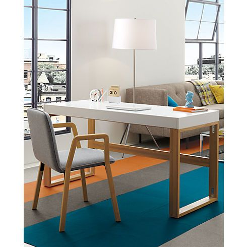 Torino Desk Table | CB2
