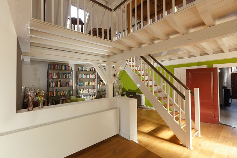 Vide In Huis : Woonkamer met vide luxe huis te koop nunhemseweg gg haelen