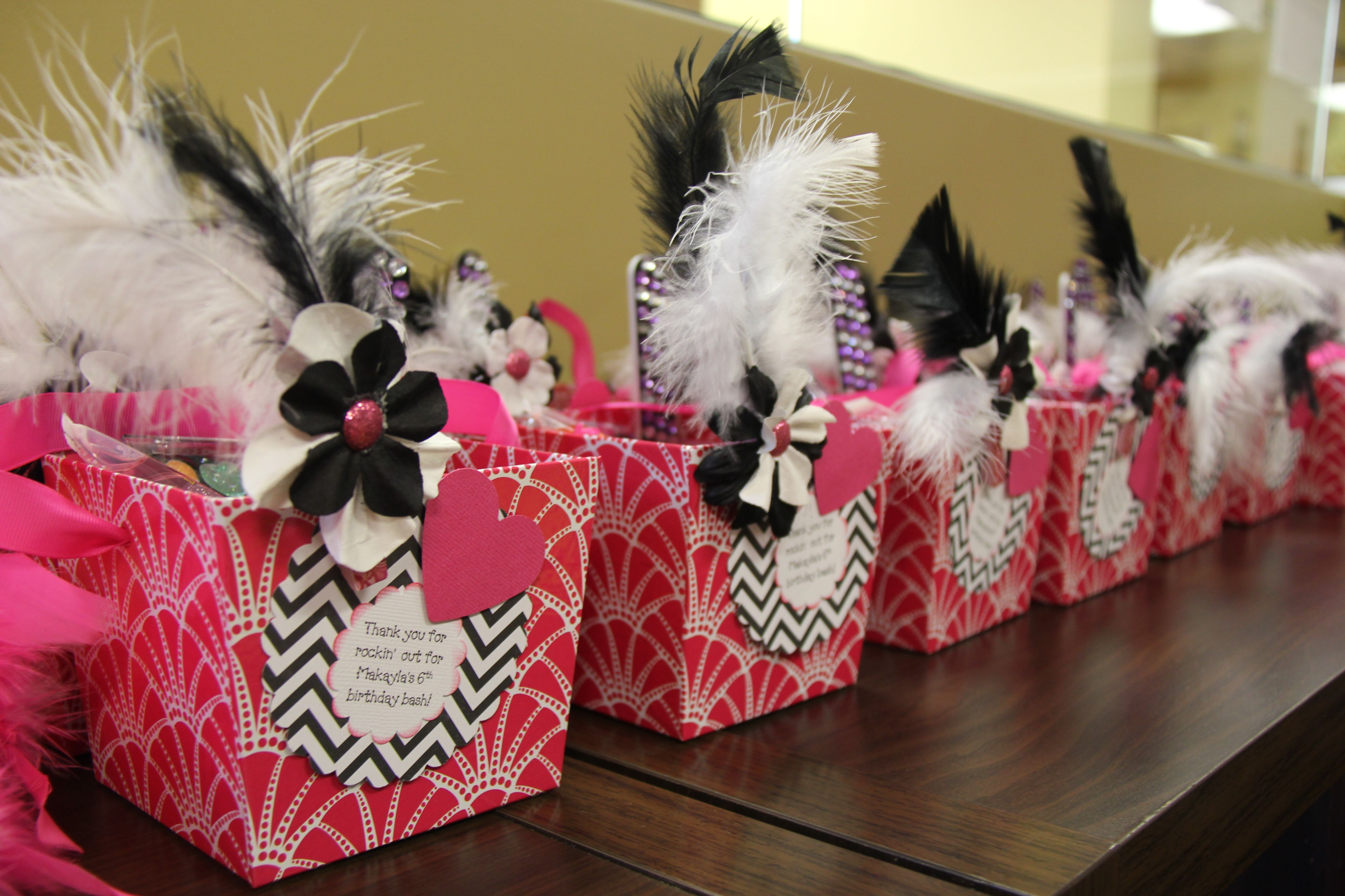 Birthday Parties image by Glitter Works Events | Nail