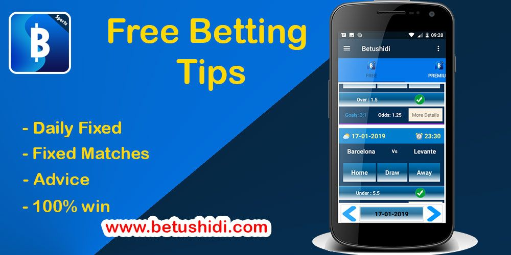 Daily fixed matches with 100% win     Featuring today