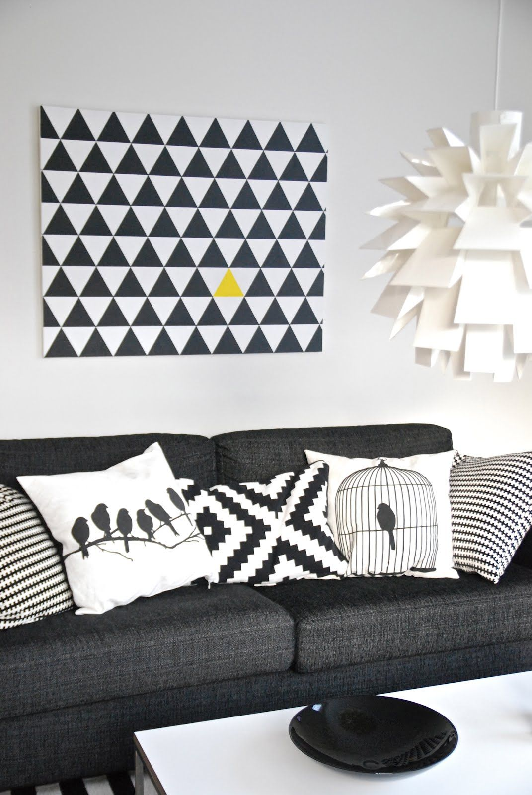 FargeBarn: DIY- Do it Yourself Wall Art in the style of Ferm Living ...