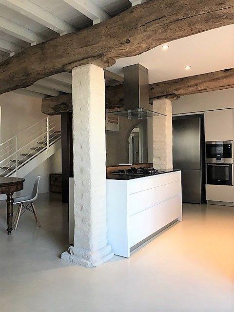 cucina per casa di campagna a Mantova ristrutturata | CASA RS ...