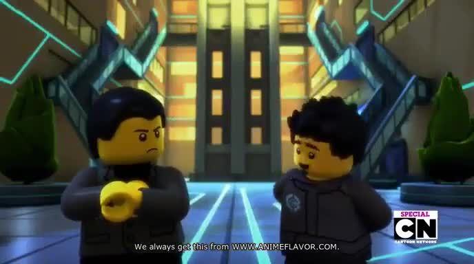 Lego Ninjago: Masters of Spinjitzu Season 4 Episode 1 The Surge ...