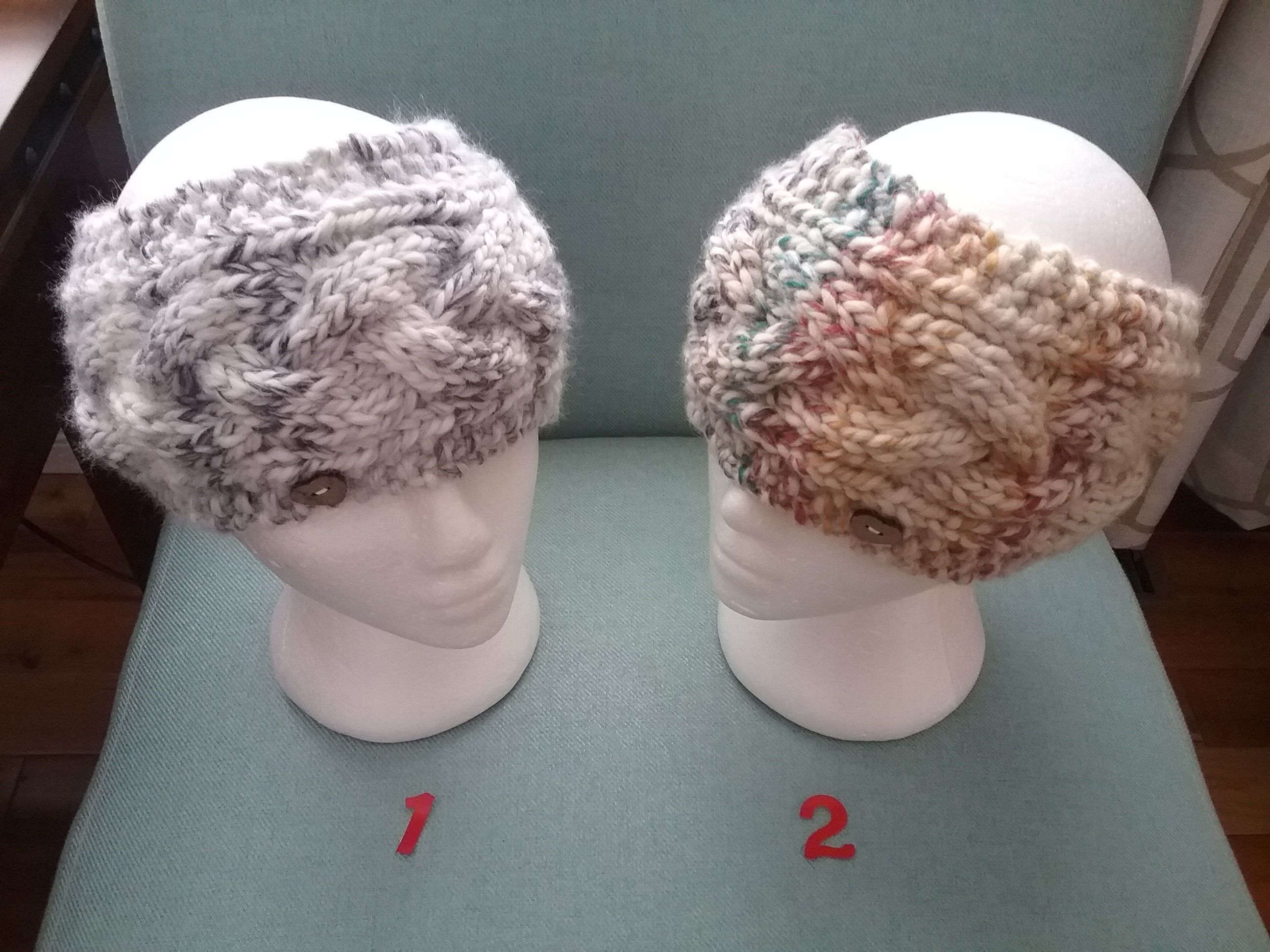 Excited to share the latest addition to my shop Adult Hand Knit Cable Winter Headbands 3asqvHJ There are lace motif long dresses that women who want to try a different st...