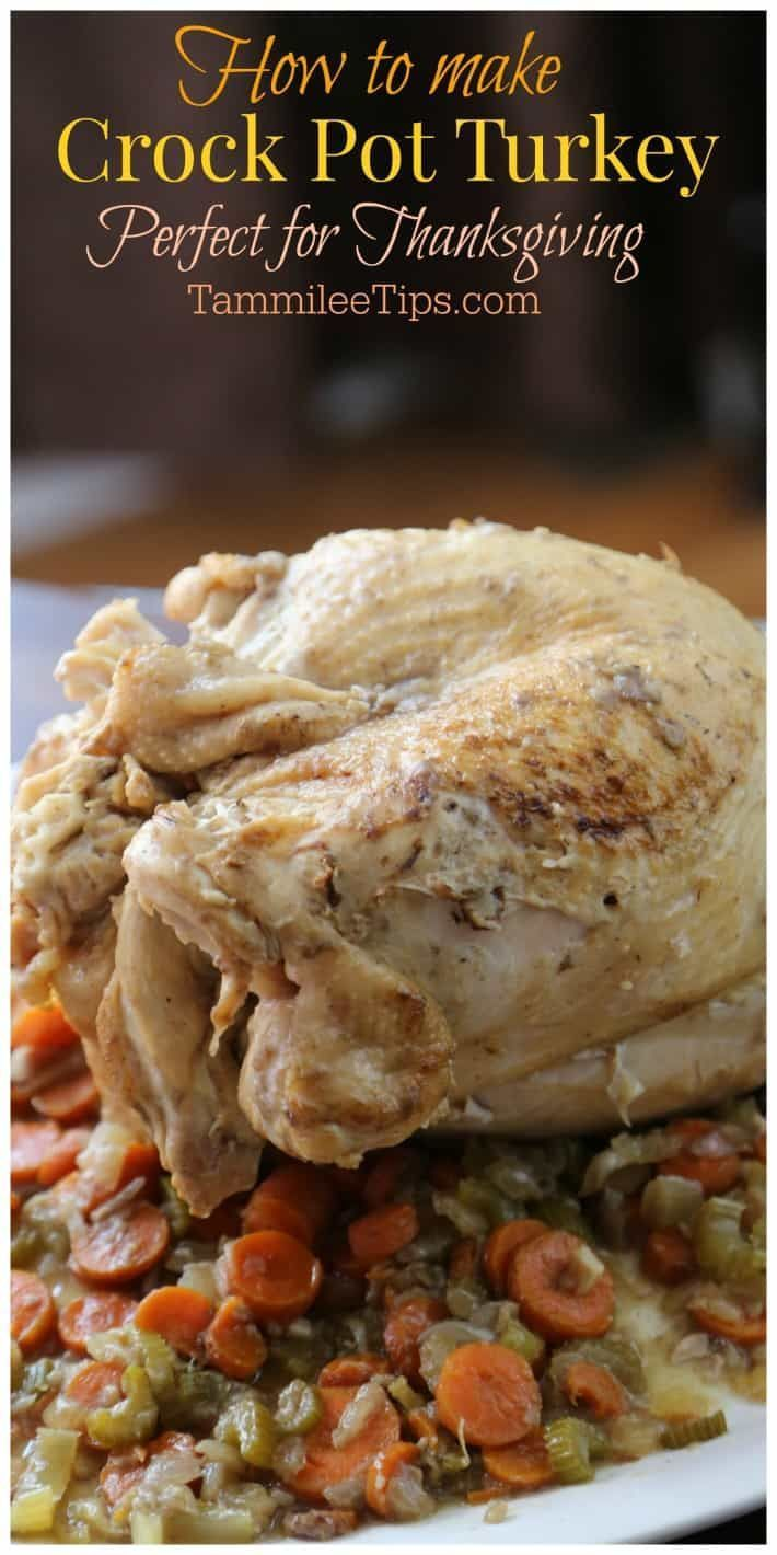 Slow Cooker Crock Pot Turkey Recipe perfect for Thanksgiving! The leftovers make amazing lunch and dinners for the entire family. So easy to make and tastes amazing. #leftoverturkeyrecipeseasy Slow Cooker Crock Pot Turkey Recipe perfect for Thanksgiving! The leftovers make amazing lunch and dinners for the entire family. So easy to make and tastes amazing. #leftoverturkeyrecipeseasy Slow Cooker Crock Pot Turkey Recipe perfect for Thanksgiving! The leftovers make amazing lunch and dinners for the #leftoverturkeyrecipeseasy