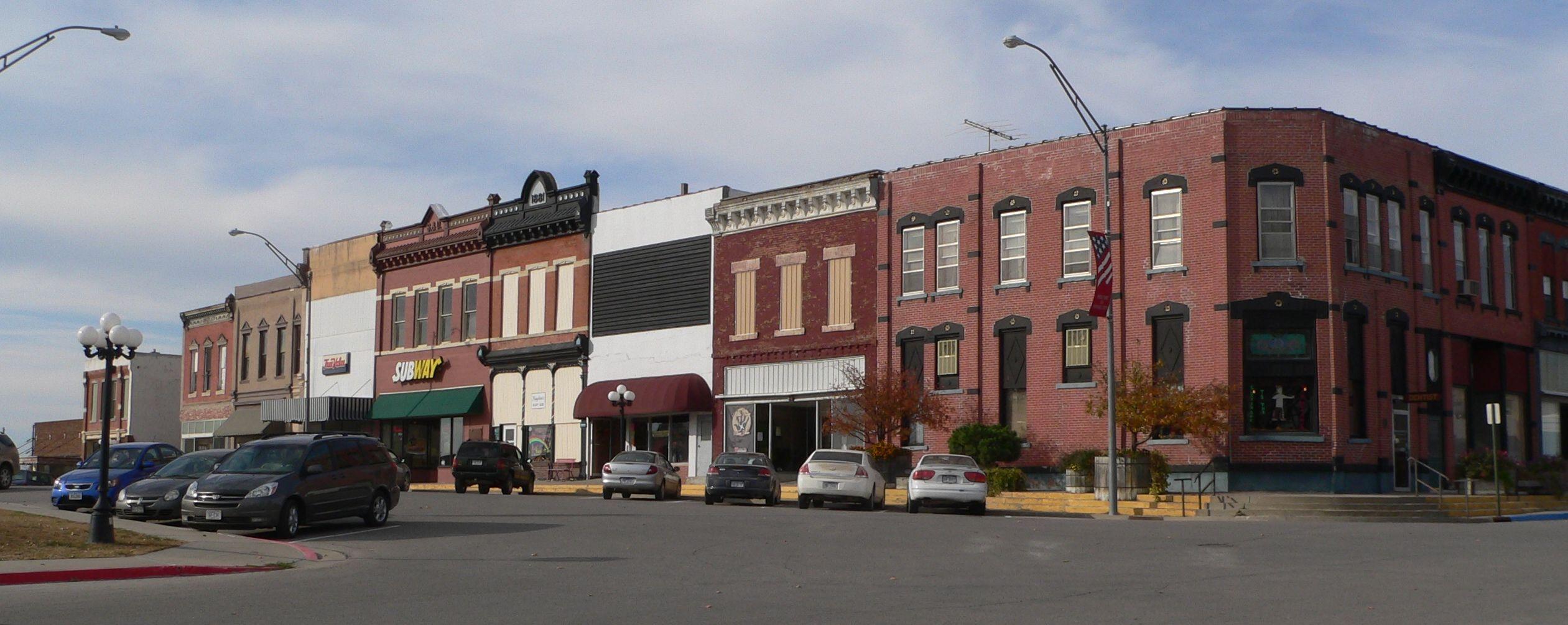 Pawnee City Nebraska >> Pawnee City Nebraska 6th From G Beatrice Ne And