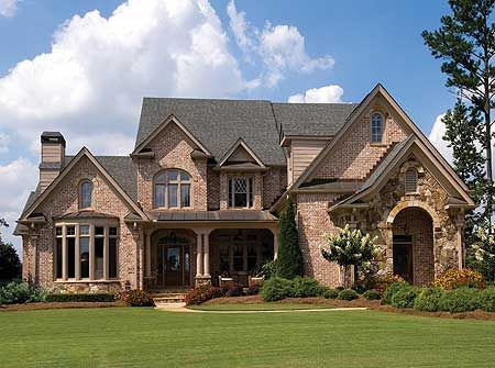 Plan 15616ge Charming French European House Plan In 2021 French Country House Plans French Country House Country House Plans