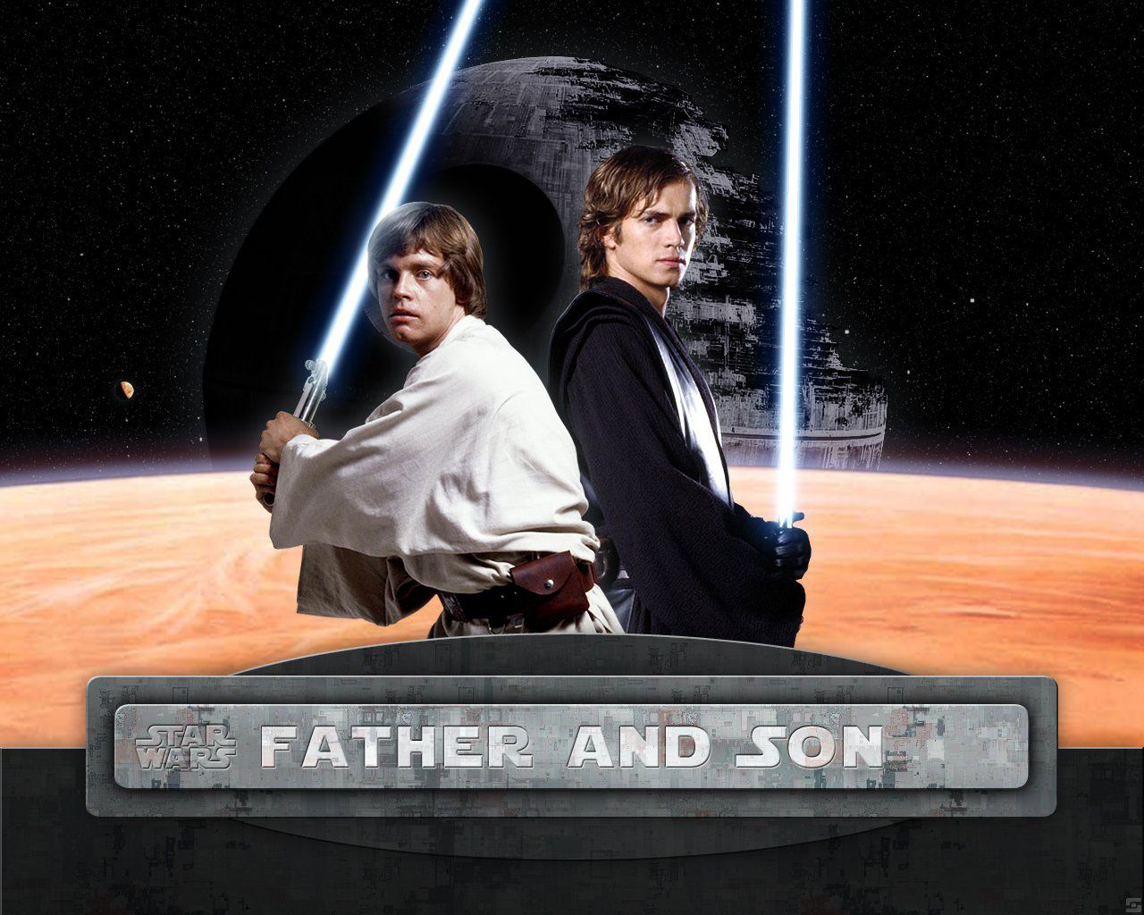 anakin luke skywalker - Google Search (With images) | Star ...