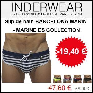 #missbonreduction; 19,40 € de remise sur le Slip de bain BARCELONA MARIN - MARINE ES COLLECTION chez Inderwear. http://www.miss-bon-reduction.fr//details-bon-reduction-Inderwear-i852599-c1827586.html