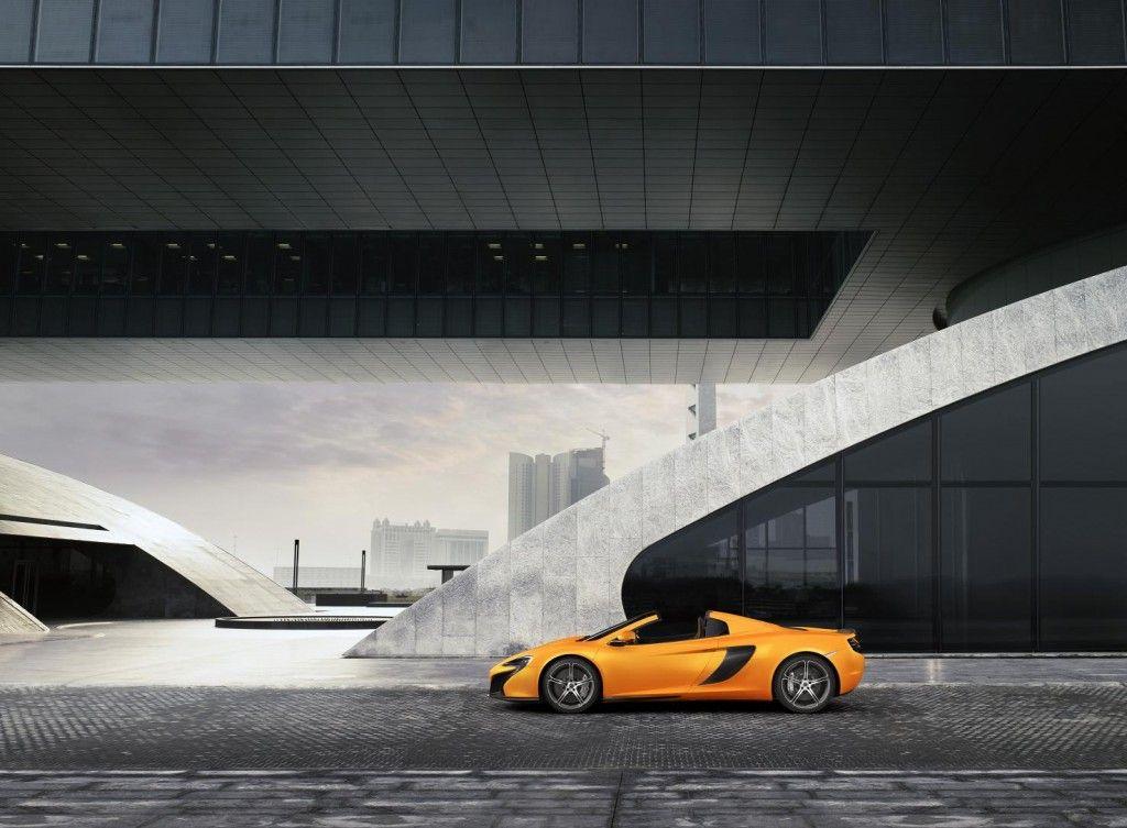 McLaren 650S Spider for $265,500