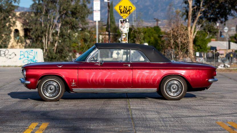 1963 Chevrolet Corvair Monza 900 Spyder W217 Glendale 2020 In 2020 Chevrolet Corvair Chevrolet Monza
