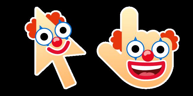 Cursoji Clown Face Clown Faces Bozo The Clown Clown