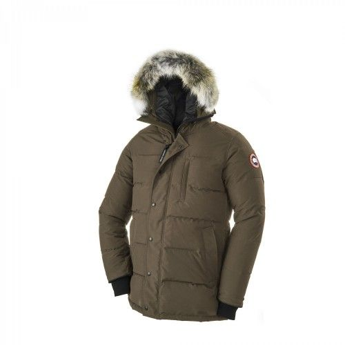 Canada Goose Heren Parka - Beste Canada Goose Carson Parka Tan Heren