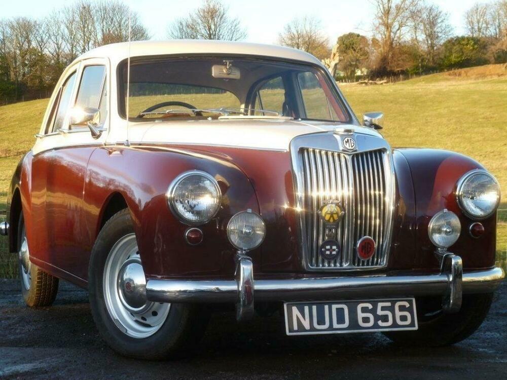 Ebay 1958 Mg Magnette Dream Cars British Cars Classic Cars
