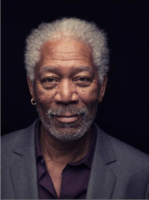 By Robert Maxwell Left Handed Celebrities Celebrities Male Morgan Freeman