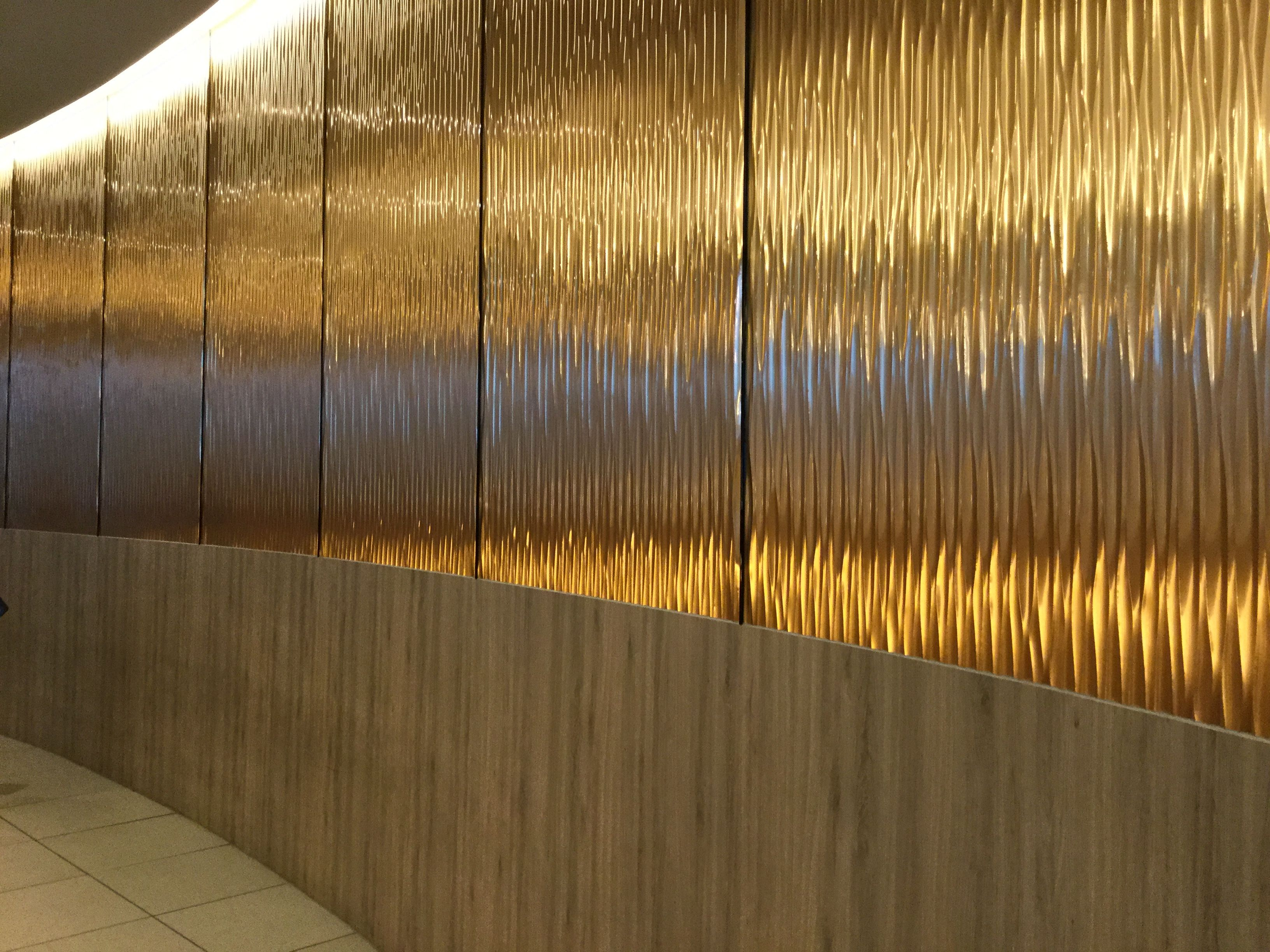 Photo 1 Metal Feature At Peter Maccallum Hospital In