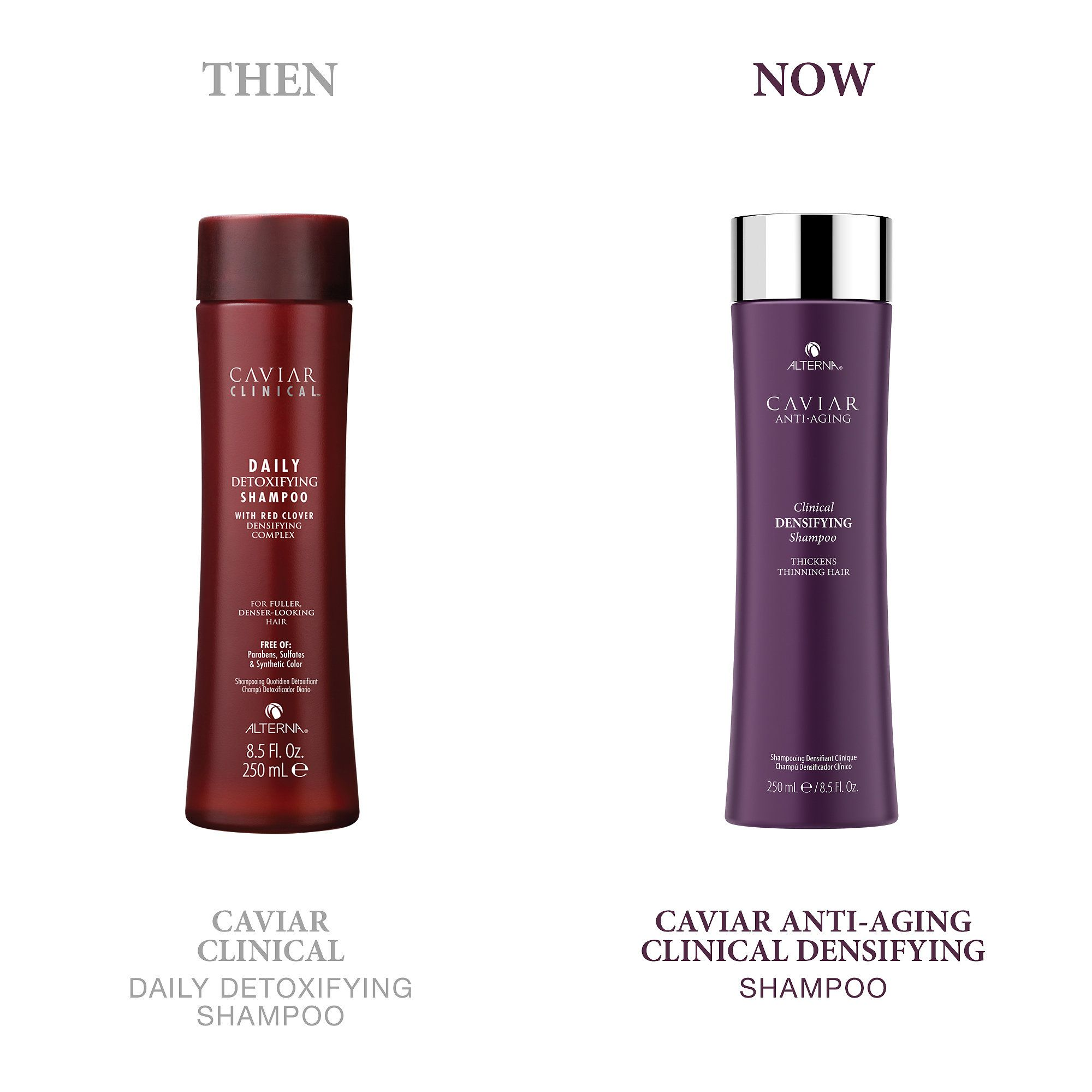 CAVIAR AntiAging® Clinical Densifying Shampoo in 2020