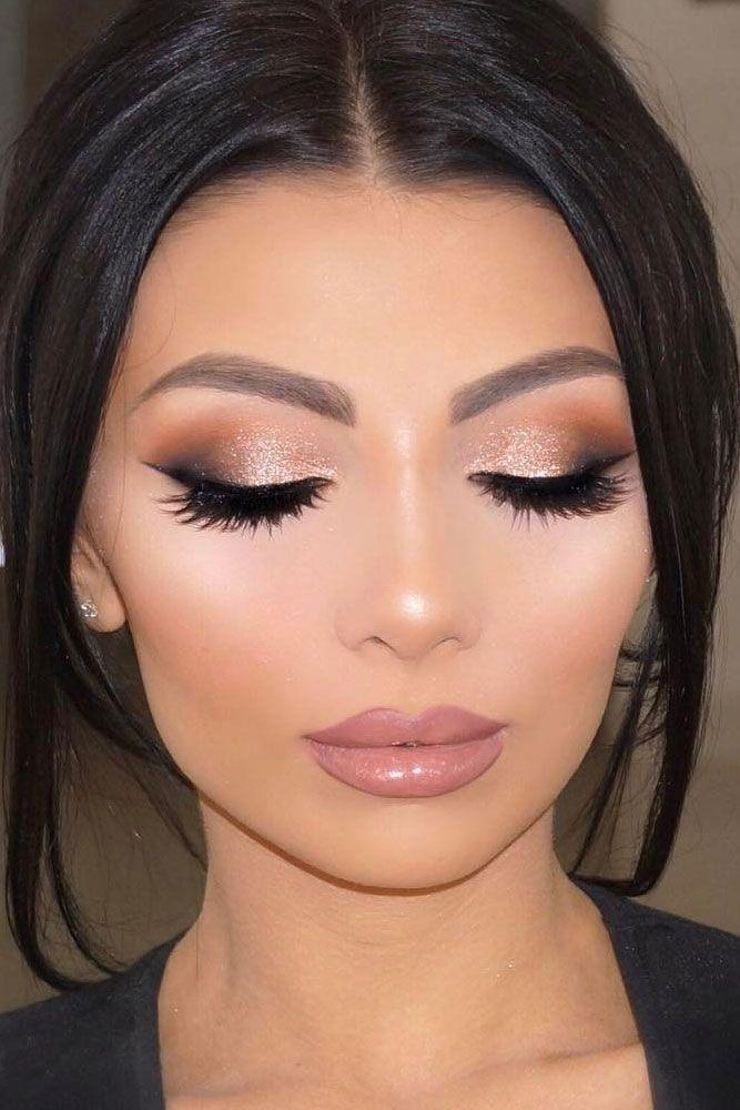 Exklusives KOSTENLOSES Lakritz-Pompon-Tutorial – Dramatisches Hochzeits-Make-up