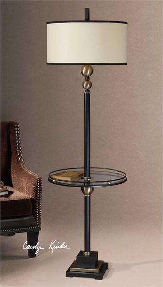 Click Here To View Larger Image Floor Lamp Table Floor Lamp With Shelves Floor Lamp
