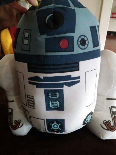 My new plush friend from TRU!