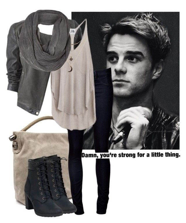 """""""The Vampire Diaries - Imagine Kol Mikaelson"""" by juli1dfan ❤ liked on Polyvore featuring SOLD Design Lab, Promod, Timberland, Mlle Mademoiselle, Charlotte Russe, Object Collectors Item, women's clothing, women's fashion, women and female"""