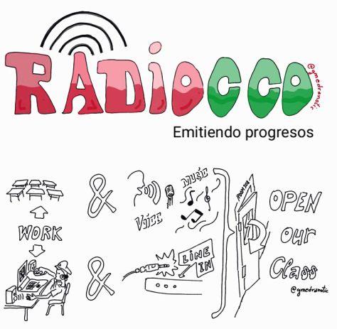 PBL de radio colegial multilingue: RADIOCCO: Emitiendo progresos.