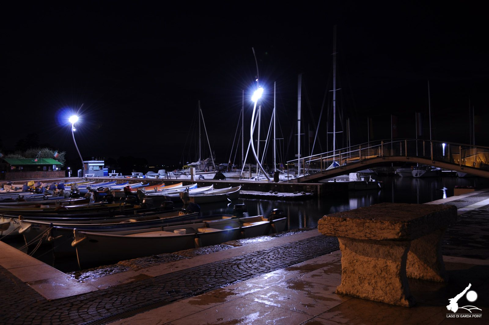 Bardolino by Night - #LagodiGarda #Garda #Veneto #GardaVeneto #Verona #Veronese #GardaVeronese