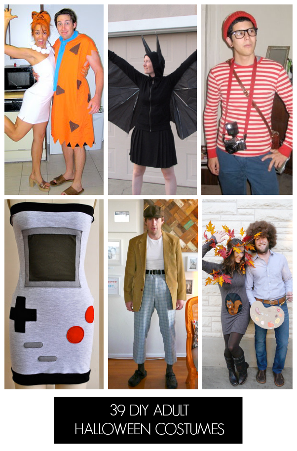 die besten 25 costumes for adults ideen auf pinterest halloween kost me f r erwachsene t ll. Black Bedroom Furniture Sets. Home Design Ideas