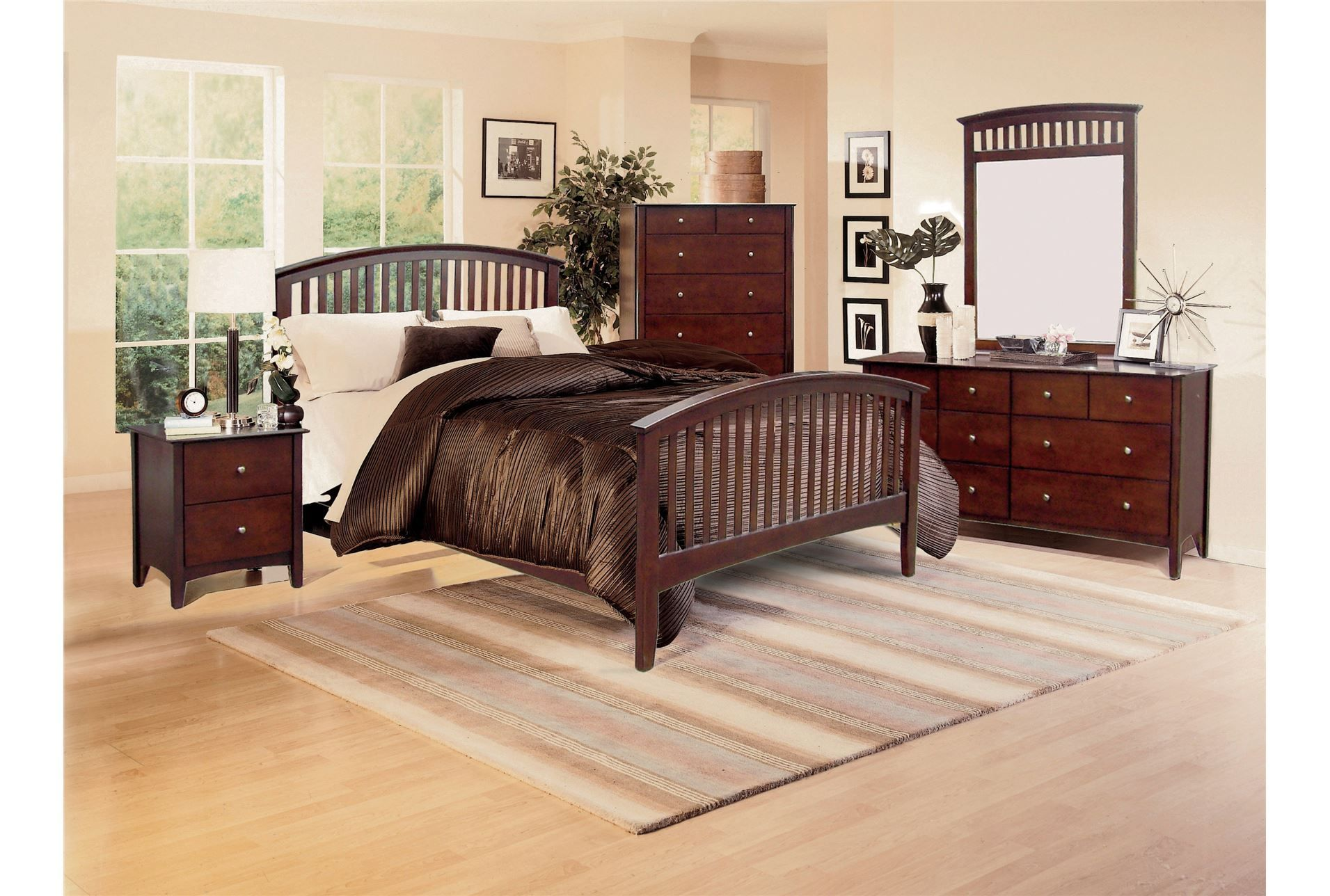 Lawson Queen Panel Bed King size bedroom sets, Discount