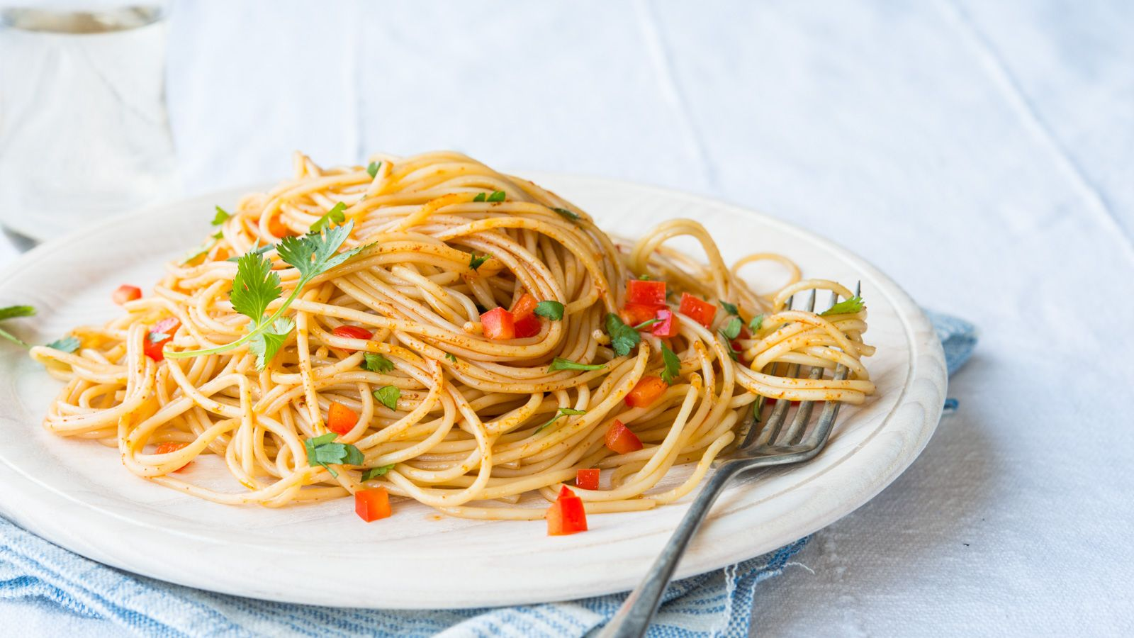 Asian capellini noodles recipe