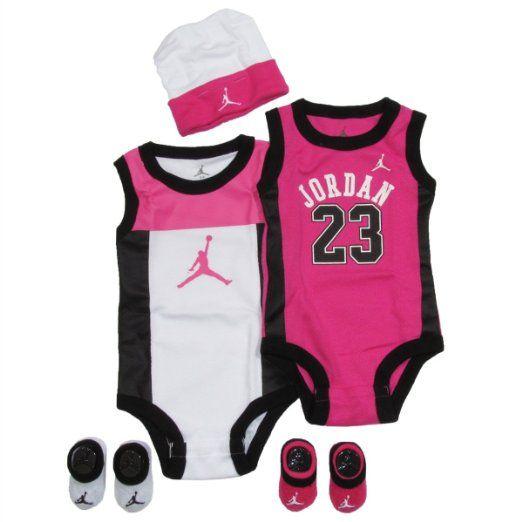 Amazon.com Jordan Baby set by Nike Perimeter for Boys and