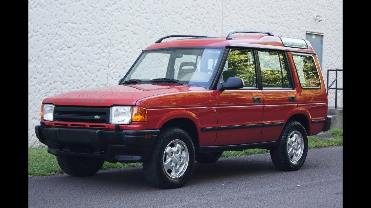 1995 Land Rover Discovery Rover discovery, Land rover