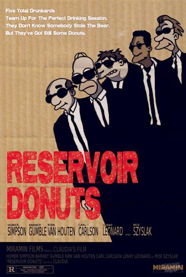 die besten 25 donuts simpsons ideen auf pinterest simpsons donut fotos do homer simpson und. Black Bedroom Furniture Sets. Home Design Ideas