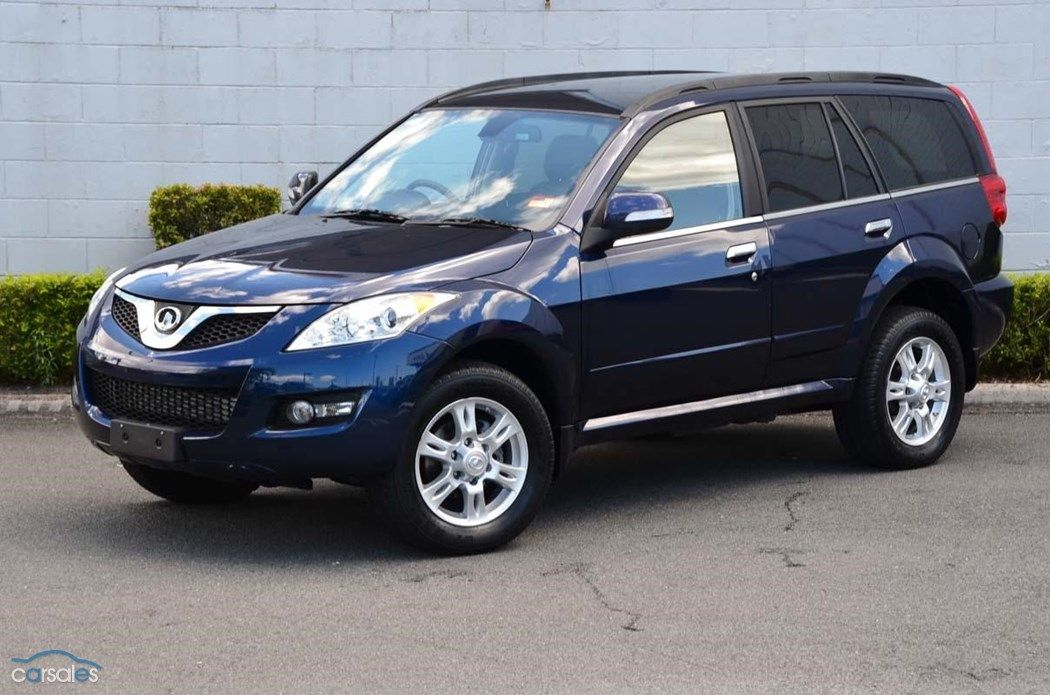 2012 Great Wall X200 MY12 Cars for sale, Used cars