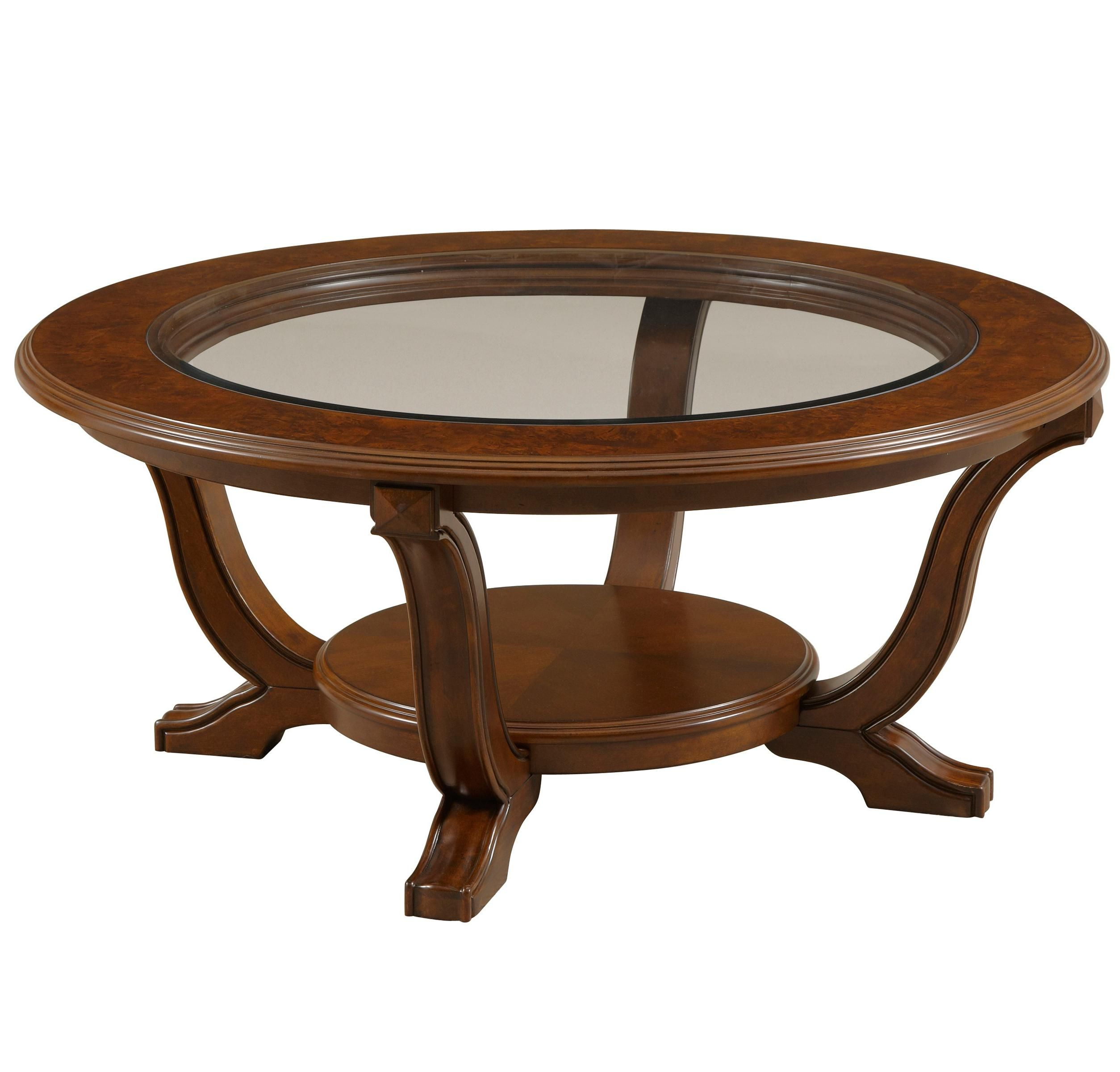 Lana Round Cocktail Table by Broyhill Furniture