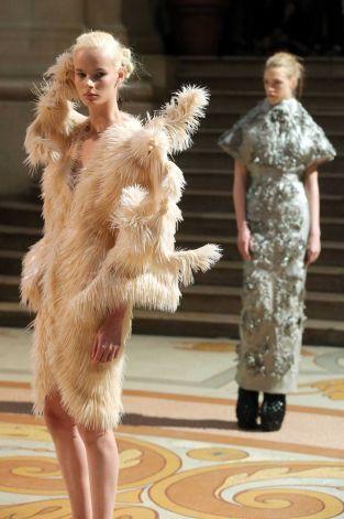 Iris van Herpen @ Paris A/W Couture 2013