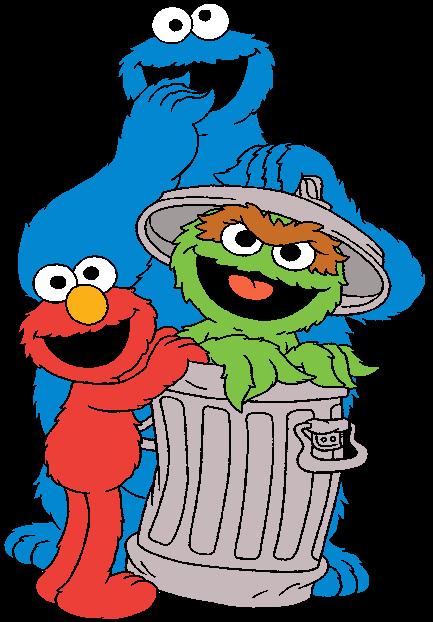 Http Www Disneyclips Com Imagesnewb6 Sesamestreet Html Sesame Street Muppets Sesame Street Birthday Party Sesame Street Printables