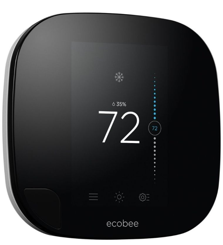 SMART Wifi Thermostat Product Design #productdesign