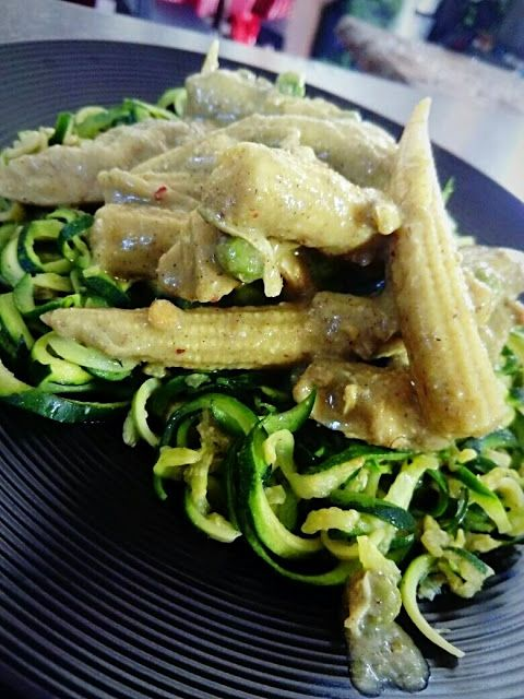 For The Love Of Banting: Banting Thai Green Curry