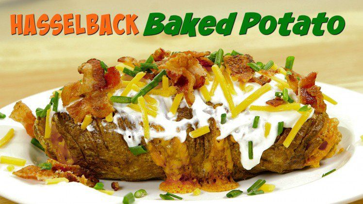 Your baked potato perfected.