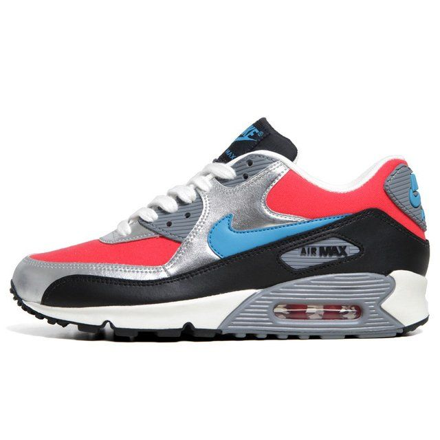 the latest 8d2ab c65a6 Nike Air Max 90   Shoes   Nike air max, Nike running shoes women ...