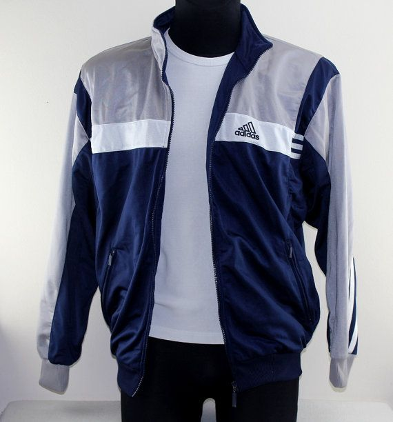 3ae56553804ae5 Vintage Adidas Second Hand Mode Hemden Hose by DesignerSecondHand ...